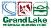Sponsor • Constitution Week, Grand Lake, Colorado: Logo for the Grand Lake Metropolitan Recreation District.