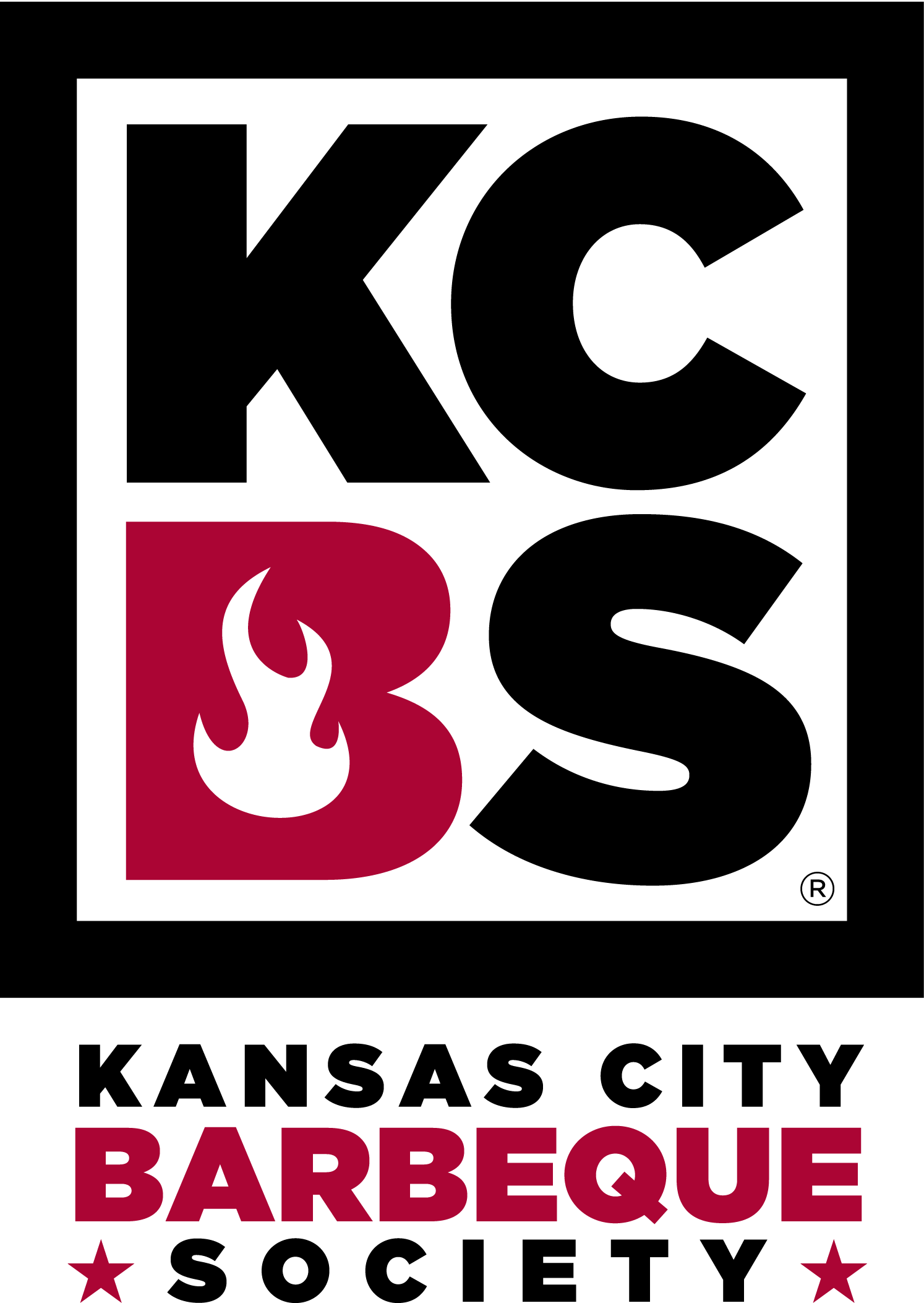 This is the offical Kansas City Barbeque Society Logo