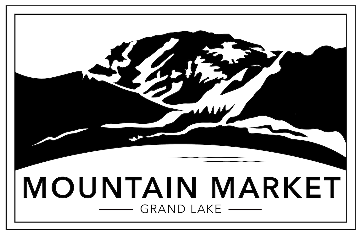 This is a Mountain Market Logo