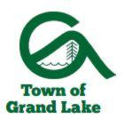 Sponsor • Constitution Week, Grand Lake, Colorado: Logo for the Town of Grand Lake, Colorado.